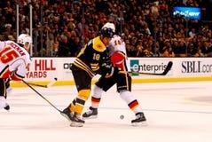 Nathan Horton Boston Bruins Stock Photo