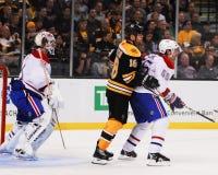 Nathan Horton Boston Bruins Foto de Stock Royalty Free