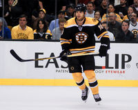 Nathan Horton Boston Bruins Foto de archivo