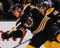 Nathan Horton Boston Bruins photographie stock libre de droits