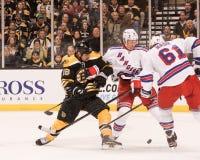 Nathan Horton, Boston Bruins image stock