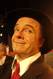 Nathan Lane Wax Figure Royalty Free Stock Photos