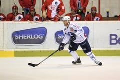 Nathan Perkovich - Medvescak Zagreb Stock Photos