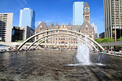 Nathan Phillips Square Royalty Free Stock Image