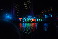 Nathan Phillips Square Stock Image