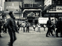 Nathan Road Stock Photography