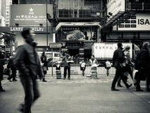 Nathan Road Stock Photography