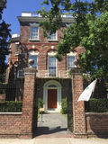 Nathan Russell House, Charleston, SC Royalty Free Stock Photography