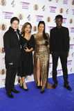 Nathan Stewart-Jarrett, Iwan Rheon, Antonia Thomas, Lauren Socha Stock Photo