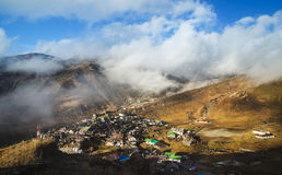 Nathang Valley, Sikkim - India Stock Photography