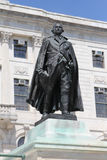 The Nathaniel Greene Statue stock images
