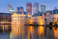 Natherlands Parliament Hague Stock Photography