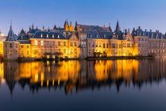 Natherlands Parliament Hague Stock Images