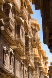 Nathmalji ki Haveli at Jaisalmer, India Royalty Free Stock Images
