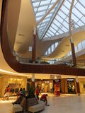 Natick Mall in Natick, Massachusetts Royalty Free Stock Photos