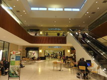 Natick Mall in Natick, Massachusetts Stock Photos