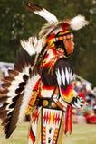 Natif américain Images libres de droits