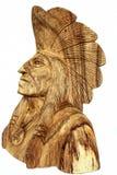Natif américain Image libre de droits