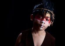 Natif américain photographie stock libre de droits