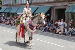 Natifs américains Photos libres de droits