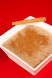 Natilla. Aromatic cream dessert, a traditional colombian natilla stock photo