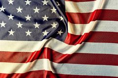 Nation, america, state, flag, government, freedom, national, sta. American flag, symbol of the American state royalty free stock photo