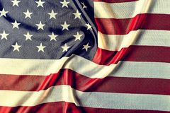 Nation, america, state, flag, government, freedom, national, sta. American flag, symbol of the American state royalty free stock photography