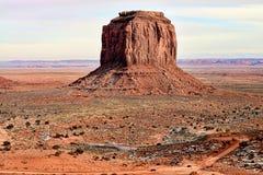 Nation de Navajo de l'Arizona de vallée de monument Photos libres de droits