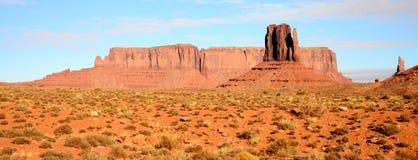 Nation för monumentdalArizona USA Navajo arkivbild