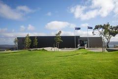 Nationaal ANZAC Centre bovenop Onderstel Clarence in Albany Royalty-vrije Stock Foto