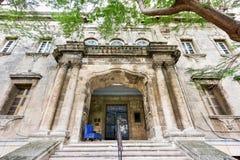 Nationaal Archief - Havana, Cuba royalty-vrije stock afbeeldingen