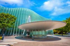 Nationaal Art Center in Roppongi, Tokyo, Japan royalty-vrije stock foto