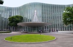 Nationaal Art Center, Tokyo stock afbeeldingen
