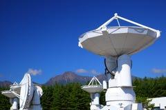 Nationaal astronomisch waarnemingscentrum stock foto