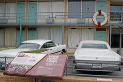 Nationaal Burgerrechtenmuseum in Memphis royalty-vrije stock fotografie