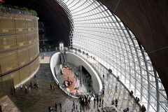 Nationaal centrum voor de uitvoerende kunsten Stock Foto's