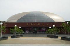 Nationaal Centrum voor de Uitvoerende kunsten - Peking royalty-vrije stock foto's