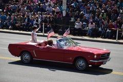 2016 Nationaal Cherry Blossom Parade in Washington DC Royalty-vrije Stock Foto's