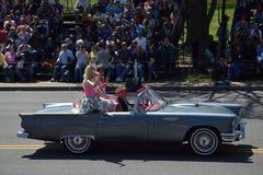 2016 Nationaal Cherry Blossom Parade in Washington DC Royalty-vrije Stock Foto