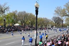 2016 Nationaal Cherry Blossom Parade in Washington DC Royalty-vrije Stock Fotografie