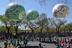 2016 Nationaal Cherry Blossom Parade in Washington DC Stock Foto