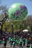 2016 Nationaal Cherry Blossom Parade in Washington DC Stock Afbeelding