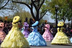 2016 Nationaal Cherry Blossom Parade in Washington DC Royalty-vrije Stock Afbeelding
