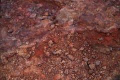 Nationaal het parkpanorama van Etna van vulkanisch landschap met krater, Catanië, Sicilië Royalty-vrije Stock Afbeelding