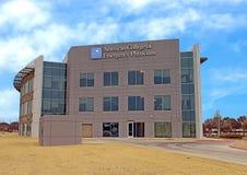 Nationaal hoofdkwartier, Amerikaanse Universiteit van Noodsituatieartsen stock foto's
