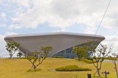 Nationaal Maritiem Museum in Busan, Zuid-Korea Stock Afbeelding