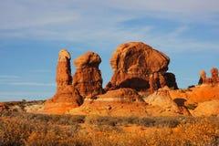Nationaal Monument 46 van bogen stock foto's