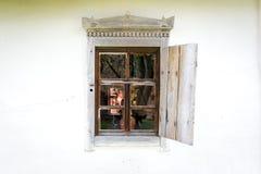 Nationaal Museum Pirogovo in in openlucht dichtbij Kiev royalty-vrije stock foto