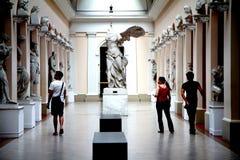 Nationaal Museum van Beeldende kunsten in Rio de Janeiro stock fotografie