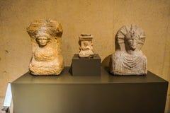 Nationaal Museum 16 van Beiroet stock fotografie